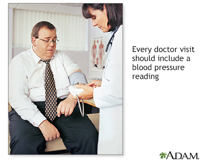 Diabetes and blood pressure